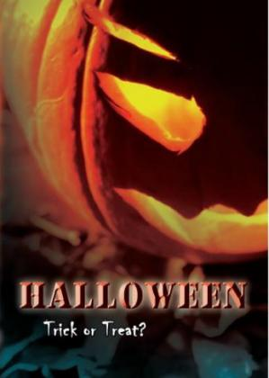 HALLOWEEN - TRICK OR TREAT? DVD Pagan Inv 1