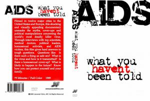 AIDS: WHAT YOU HAVEN'T BEEN TOLD - DVD