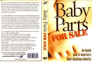 BABY PARTS FOR SALE - DVD