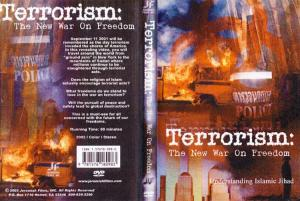 TERRORISM: THE NEW WAR ON FREEDOM