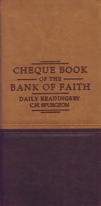 CHEQUE BOOK OF THE BANK OF FAI