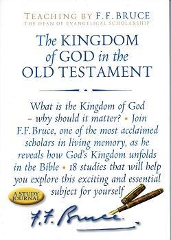 Kingdom of God in OT (Study Journal)