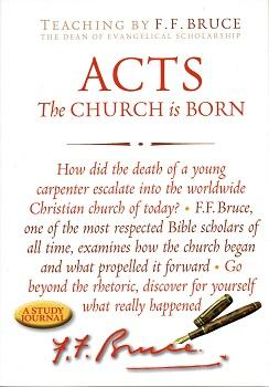 Acts - The Church is Born (Study Journal)