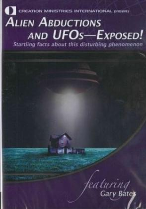 Alien Abductions and UFOs DVD
