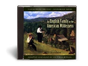 English Family in the American Wilderness CD