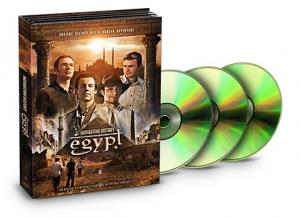 Navigating Worldview of Egypt book & DVD