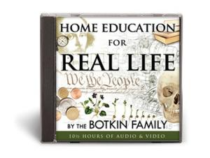 Home Education for Real Life DVD