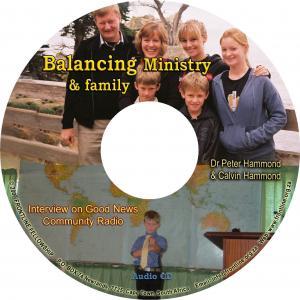 BALANCING MINISTRY & FAMILY