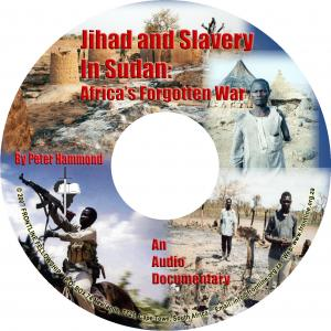 JIHAD & SLAVERY IN SUDAN CD