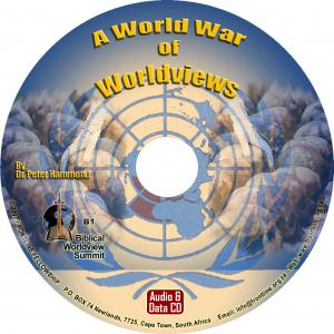 WORLD WAR OF WORLDVIEWS CD