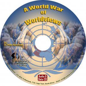 A WORLD WAR OF WORLDVIEWS CD
