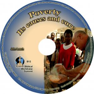 POVERTY - ITS CAUSE AND CURE