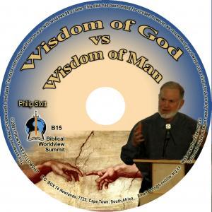 WISDOM OF GOD VS WISDOM OF MAN