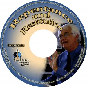 REPENTANCE AND RESTITUTION CD