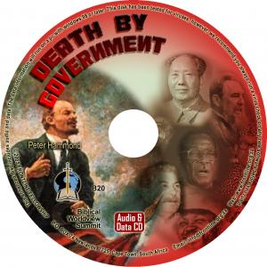DEATH BY GOVERNMENT CD