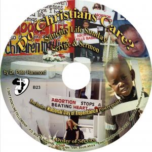 DO CHRISTIANS CARE? CD