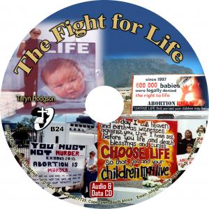 FIGHT FOR LIFE CD