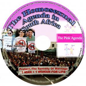 HOMOSEXUAL AGENDA IN SA CD