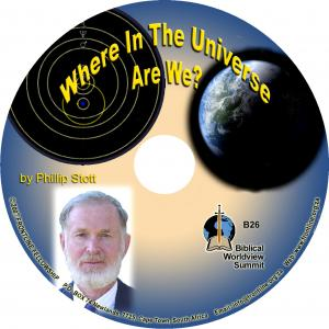 WHERE IN THE UNIVERSE ARE WE?
