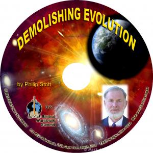 DEMOLISHING EVOLUTION CD