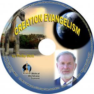 CREATION EVANGELISM CD