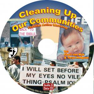 CLEANING UP OUR COMMUNITIES CD