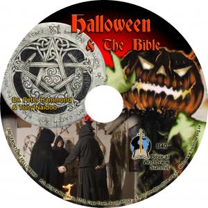 HALLOWEEN AND THE BIBLE CD