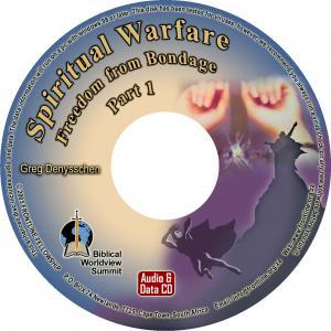 SPIRITUAL WARFARE CD SET