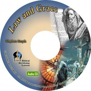 LAW AND GRACE CD