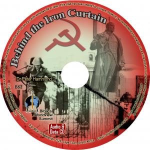 BEHIND THE IRON CURTAIN CD