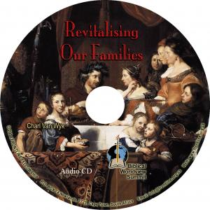 REVITALIZING OUR FAMILIES CD