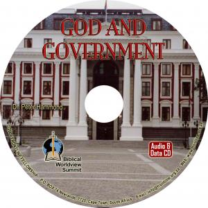GOD AND GOVERNMENT CD