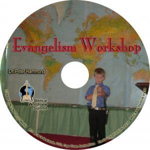 EVANGELISM WORKSHOP CD