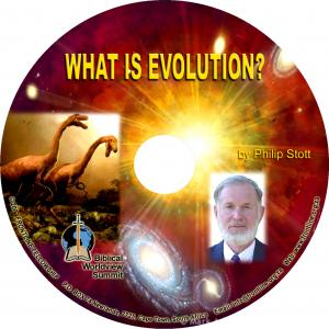 WHAT IS EVOLUTION? CD