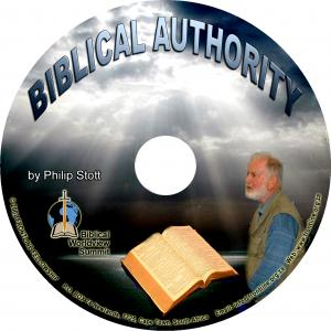 BIBLICAL AUTHORITY CD