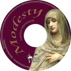 MODESTY CD