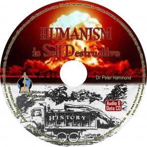 HUMANISM IS SELF DESTRUCTIVE