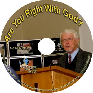 ARE YOU RIGHT WITH GOD? CD
