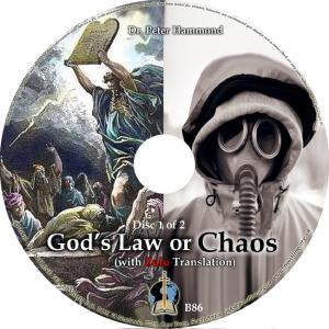 GOD'S LAW OR CHAOS - ZULU