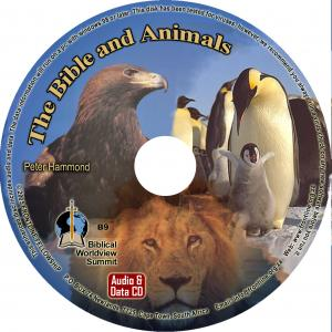 THE BIBLE AND ANIMALS CD