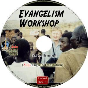 EVENGELISM WORKSHOP - ZULU