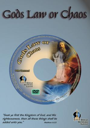 GODS LAW OR CHAOS DVD