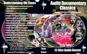 AUDIO DOCUMENTRY CLASSICS - 12