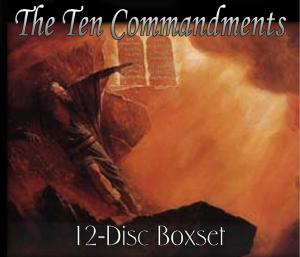 TEN COMMANDMENTS 12-DISC BOXSE