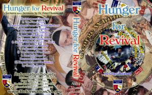 HUNGER FOR REVIVAL - 10 DISC
