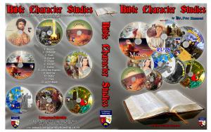BIBLE CHARACTER STUDIES - CD