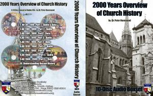 2000 YEARS OVERVIEW OF CHURCH HISTORY