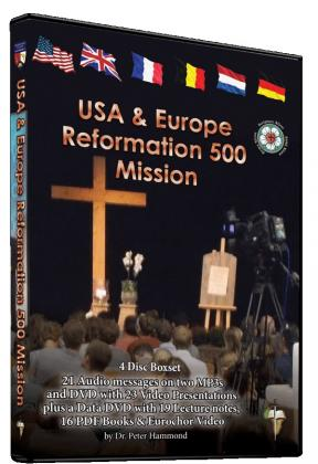 USA & Europe Reformation 500 Mission Boxset