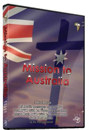Mission to Australia 3Disc Boxset