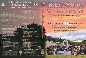 Biblical Worldview Summit 2020 Audio MP3